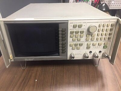 HP8753C Network Analyzer