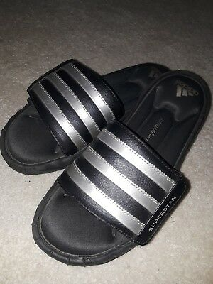 check out 4f353 fae04 ADIDAS Superstar Mens FITFOAM Slide.. Size 9.. VGUC