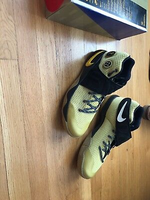 new products 1e9be 0f700 Nike Kyrie 2 AS All-Star Unreleased Celery Maize Black 835922-307 Size 12