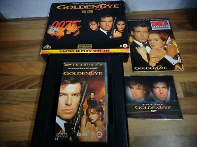 Video Golden Eye 007 Limited Edtion