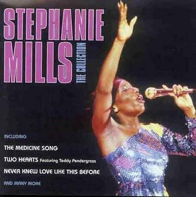 STEPHANIE MILLS The Collection NEW & SEALED CLASSIC SOUL CD R&B MODERN SOUL