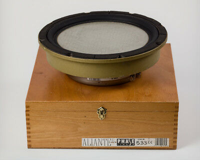 """Aliante Phase Linear 12"""" limited edition HiEnd Subwoofer. Absolute Spitzenklasse"""