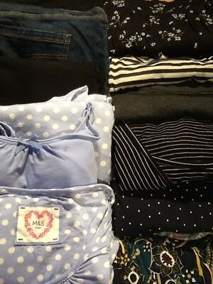 Maternity clothes bundle size 14-16