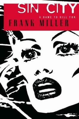 Sin City: Dame to Kill for, Very Good Condition Book, Frank Miller, ISBN 9781845