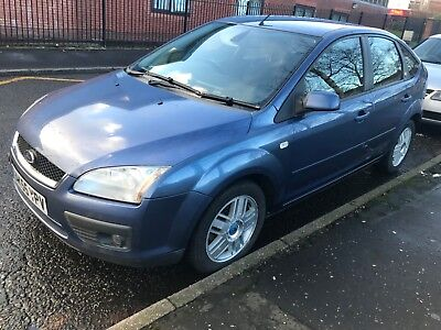 ford focus 1.6 tdci automatic ghia model spares or repairs quick sale needed