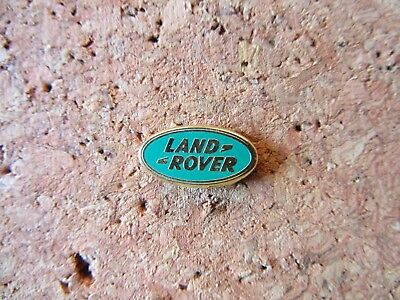 Pins Land Rover Official Atc
