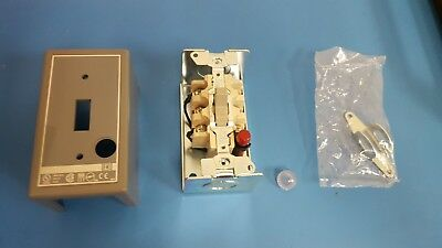 MOTOR STARTING SWITCH, SQUARE D, 2510KG2, 600VAC, 30A New In Box