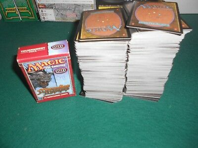 lot + 700 Carte Magic  Mercadian Masques