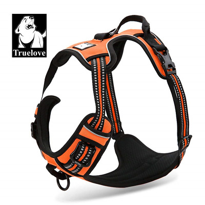 TrueLove Dog Harness TLH5651 No-pull Reflective Stitching Ensure Night...
