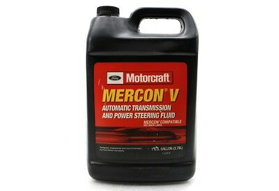 NEW Motorcraft Mercon V ATF Automatic Transmission Fluid 1 Gallon XT-5-GM