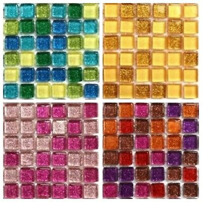 10mm Murrini Mosaic tiles - Choice of Colours - 81 tiles