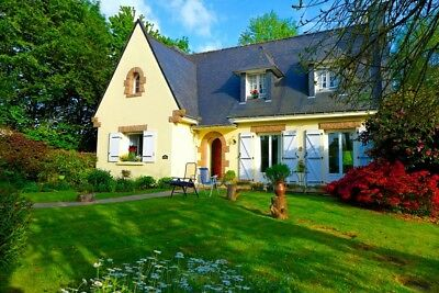 Mini Chateau - Brittany, France  -  Move-In Ready