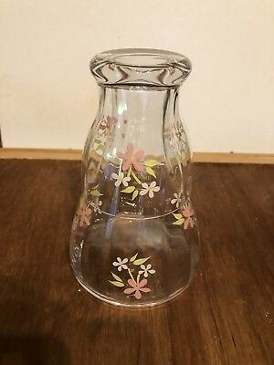 Laura Ashley Bottle And Glass Bed Side