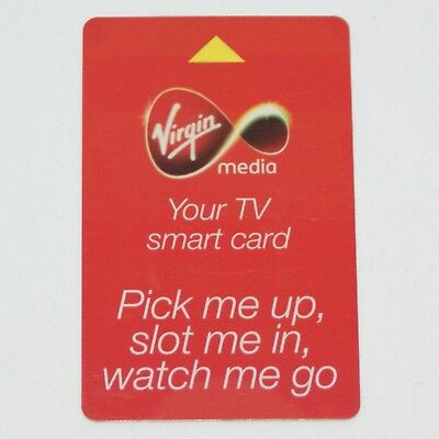 Virgin Red Free View Viewing Card