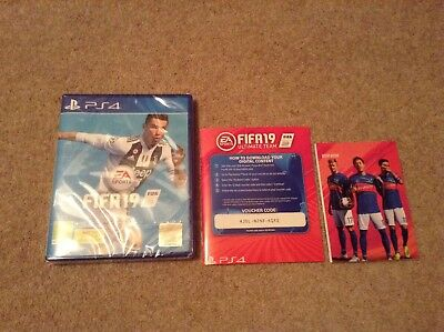 Brand new FIFA 19 PS4 Sealed
