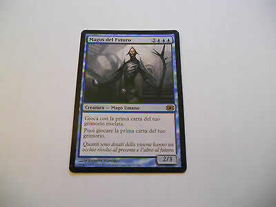 1x MTG Magus of the Future-del Futuro Magic EDH FS Future Sight ITA-ING Modern