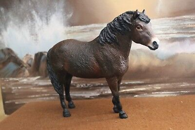"Vintage Custom Breyer Horse ""Misty"" to Bay by Therese Womer"