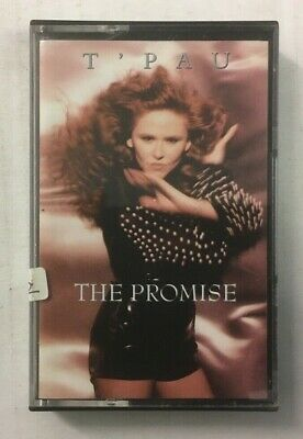 "T'Pau ""The Promise"" Tape Cassette - 12 Tracks - Never Been Played"