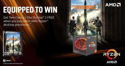 Tom Clancy's The Division 2 - PC - AMD Ryzen Code