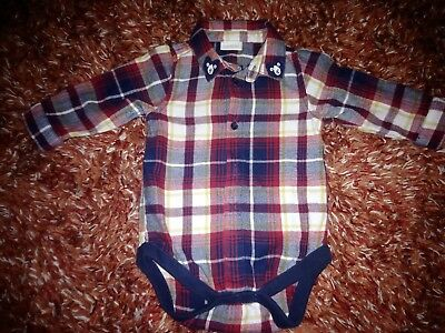 Next baby boy shirt 6-9 months