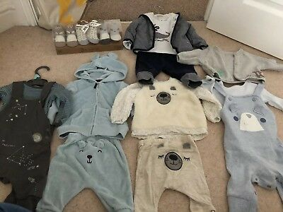 Baby Boy Clothes 0-3 Months Jasper Conran Next Mothercare