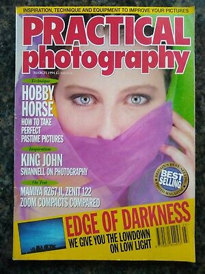 Practical Photography Magazine - March 1994 issue.