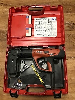 Hilti Dx 460 F-10 Powder Actuated Nail Gun