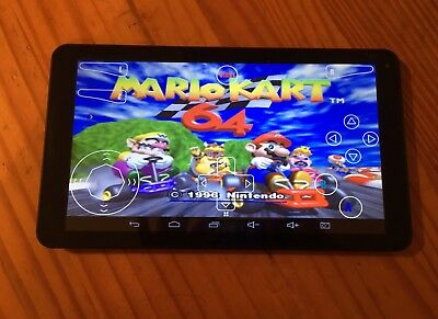 Portable retro arcade machine + video jukebox + Lots More Android Tablet Based
