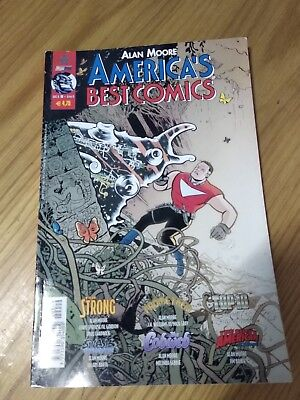 American best comics numero 9...by Alan Moore