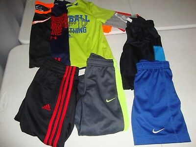 Boys Size 4-5 Sports Athletic Lot