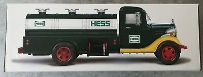 Hess Toy Truck*2018 Collectors Edition*rare Sold Out In 24 Hours! Limited Mint