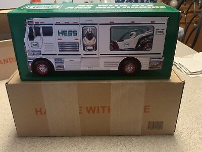 2018 Hess Toy Truck Collectors *NEW* RV with ATV and motorbike *SOLD OUT*