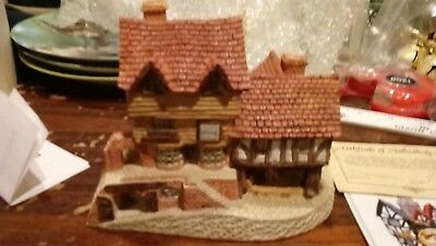 DAVID WINTERS COTTAGES market street 1980 handmade and painted