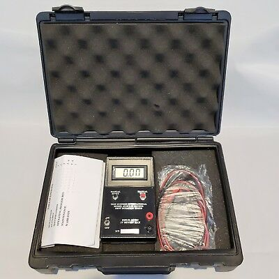 SHOT TIMER Magnetic Particle Inspection- TSI AT-25 Shot Timer w/Certification