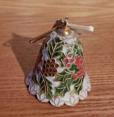Christmas decoration BELL Hand painting