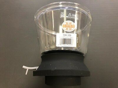 Hario Tea Dripper Largo 35 Black 350ml TDR-35B from JAPAN