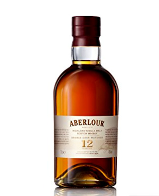 Aberlour Double Cask Scotch Whisky 12 Year Old  40% 700mL FREE SHIPPING