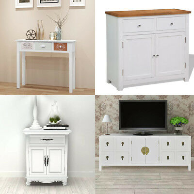 STORAGE BUFFET SIDEBOARD TV Cabinet Stand Bedroom Console Table ...