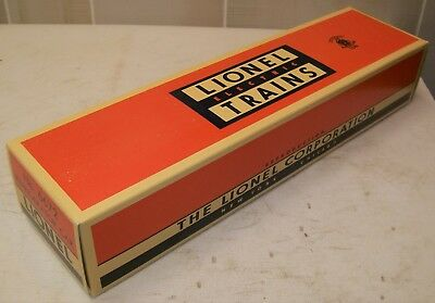 Lionel Postwar 6672 Refrigerator Car Reproduction BOX ONLY ~ NEW