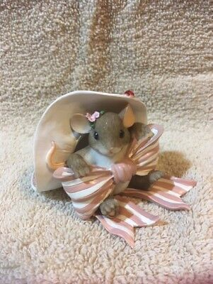CHARMING TAILS~Pretty In Pink~FITZ&FLOYD~89/189~2005~
