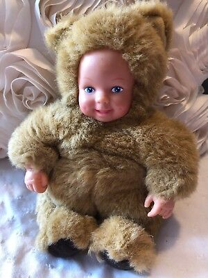 Baby Bear Doll by Anne Geddes