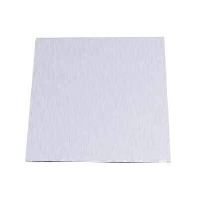1PC 100x100x0.5mm High Purity Pure Zinc Zn Sheet Plate Metal Foil For Science
