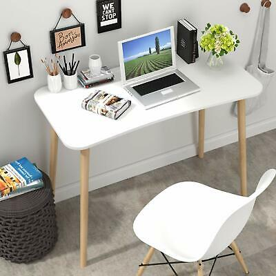 Homfa Simple Computer/Laptop/PC Table Home Office Study Desk Wooden Furniture UK