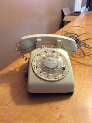 Western Electric Bell System Vintage Rotary Telephone GBS1