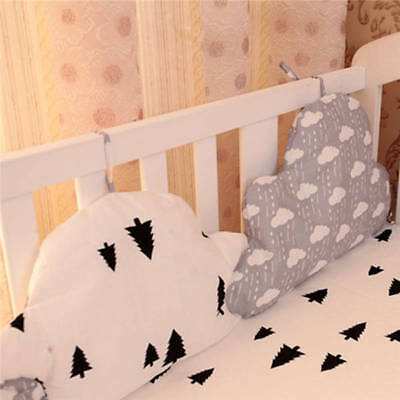 Newborn Crib Bumpers Cotton Anti-collision Infant Nursery Bedding Protector