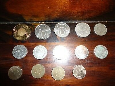 Bulk lot of Taiwan coins Mixed Dates