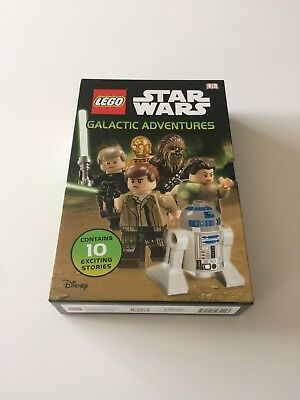 LEGO Star Wars: Galactic Adventures 10 Early Readers Books Box Set RRP£49.90