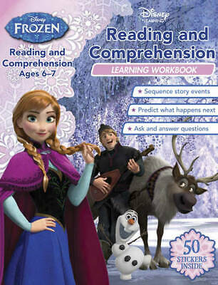 Frozen - Reading Practice (Year 2, Ages 6-7) (Di, Scholastic, New