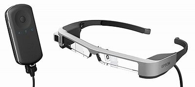 EPSON MOVERIO Smart Glass Organic EL Panel High Definition BT 00 From Japan EMS