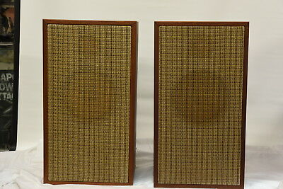 Pair of Vintage Wharfedale Speakers - Very Good Condition